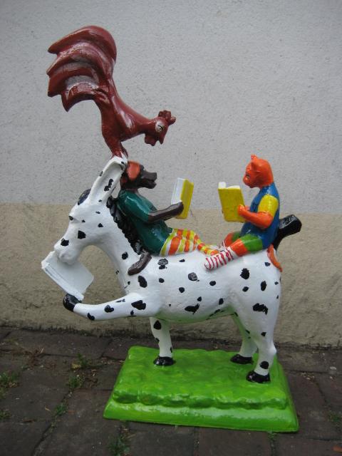 "Bremer Stadtmusikanten No.136 ""Pippi"""