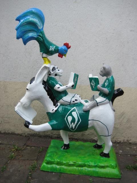 "Bremer Stadtmusikanten No. 141 ""Werder"" -verkauft-"
