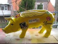 Titelbild des Albums: Engelschweine Design by Silke Bölts, Flügelschweine
