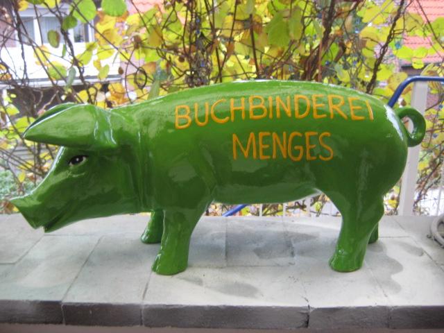 Buchbinderei-Menges.de, Sonderanfertigung