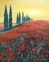 Titelbild des Albums: Archiv-Landschaften, Landschaftsmalerei