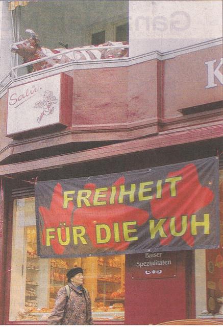 Protesta- Konditorei Weber, Hamburg