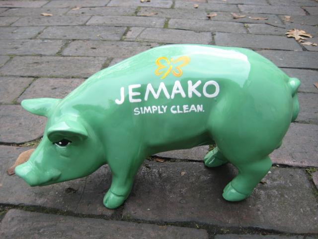 Jemako-Schwein, Sonderanfertigung