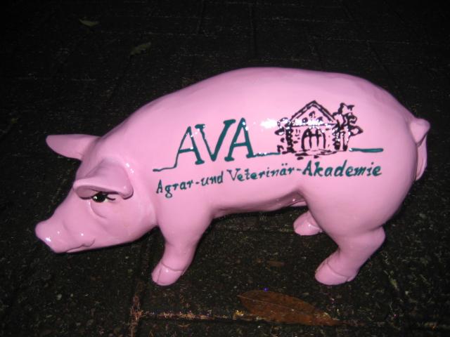 AVA, Agrar- und Veterinär- Akademie, Sonderanfertigung