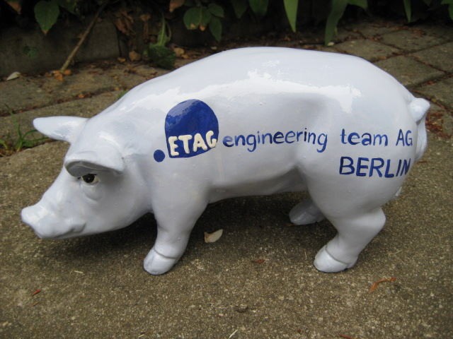 Etac Engeneering Team AG Berlin, Sonderanfertigung
