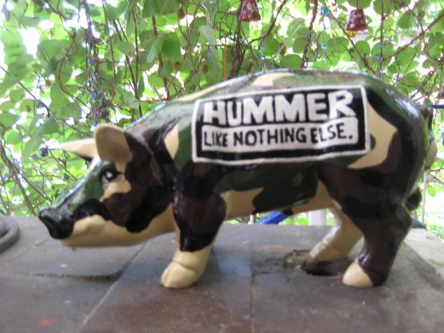 Hummer-Schwein, Sonderanfertigung