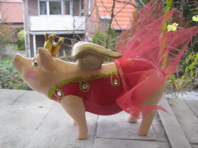 Sparschwein-Prinzessin