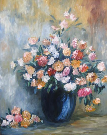 nach Renoir, Auftragsarbeit