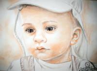 Titelbild des Albums: Zeichnungen & Entwuerfe, Portraitzeichnungen