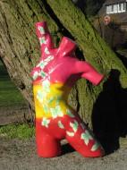 Figurale Skulpturen, Figuren aus GFK