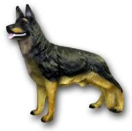 Hunde aus GFK und Fieberglas_26