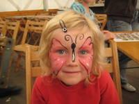 Kinderschminken in Westerscheps