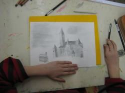 Zeichenkurs für SchülerInnen