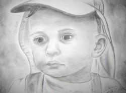 Zeichnungen & Entwuerfe, Portraitzeichnungen
